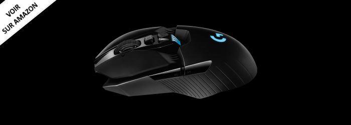 Logitech G903 Meilleure souris de jeu sans fil