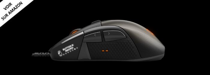 SteelSeries Rival 700 meilleure souris gamer