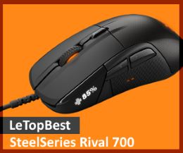 meilleure souris gamer steelseries rival 700