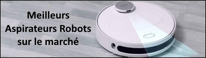 LeTopBest - meilleurs robots aspirateurs sur le marché