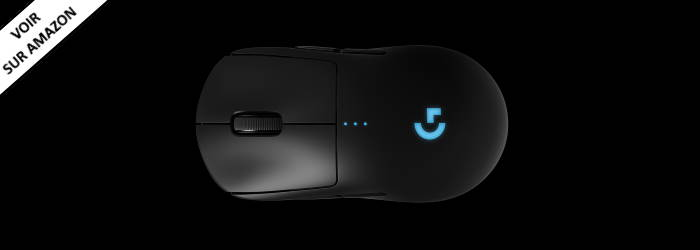 Logitech G Pro Wireless Souris Sans Fil