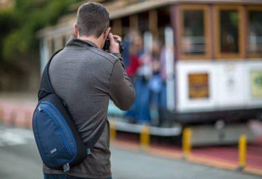 meilleurs sacs bandoulière pour photographes
