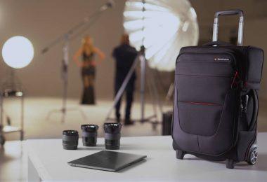 meilleurs sacs à roulettes pour photographes